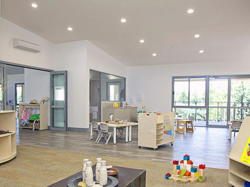 Childcare Preschool Lighting - Australia