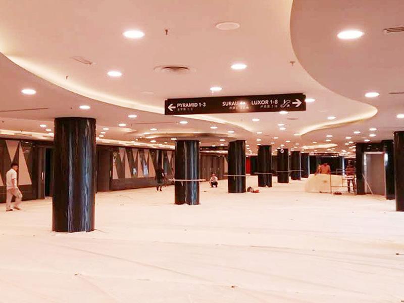 Hotel Lobby - Malaysia